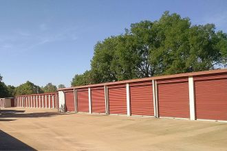 10x20 Large Storage Units Montgomery AL - storage building units with wide doors and easy access